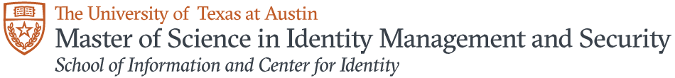 Master of Science in Identity Management and Security logo